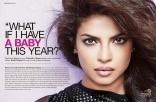 Priyanka Chopra Hot  Photo Shoot for Filmfare Magazine 2015