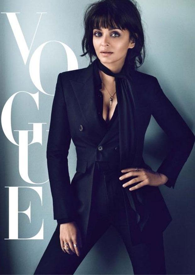Aishwarya Rai Latest Hot PhotoShoot Vogue Magazine 2015