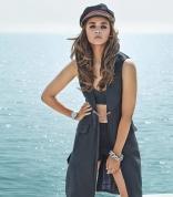 Alia Bhatt Hot Photo Shoot for Hello Magazine