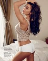 Amy Jackson  Hot Photo Shoot Possess for Maxim Magazine 2015