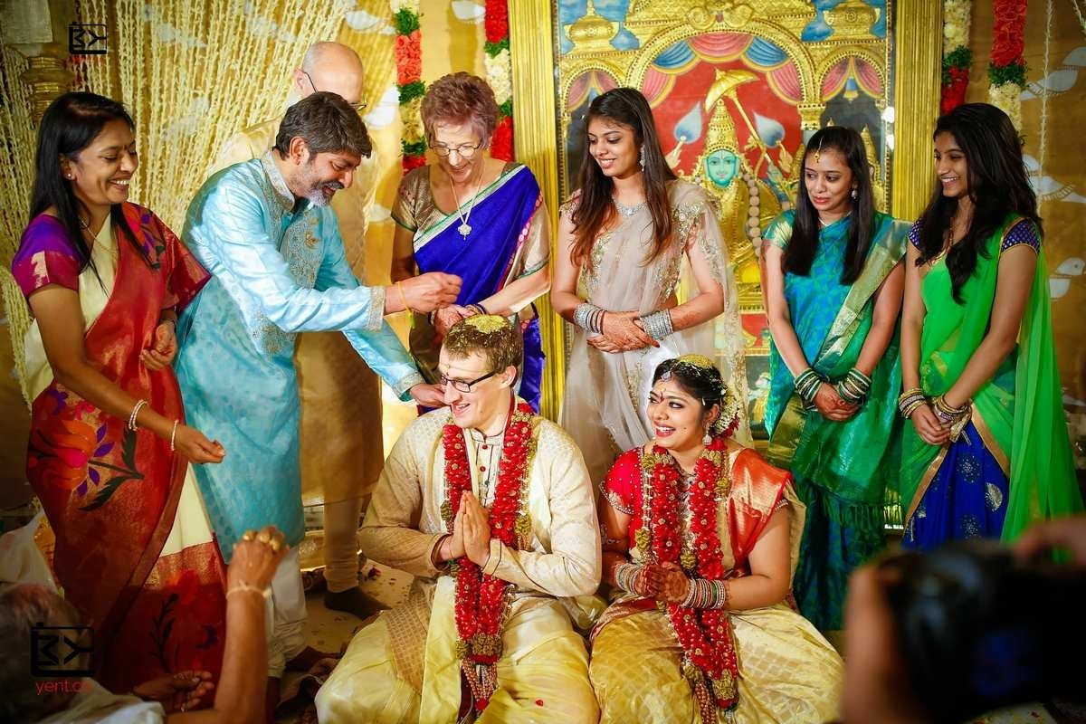 Jagapathi Babu Daughter Meghana Wedding HD Photos Marriage ...