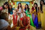 Jagapathi Babu Daughter Meghana Wedding HD Photos