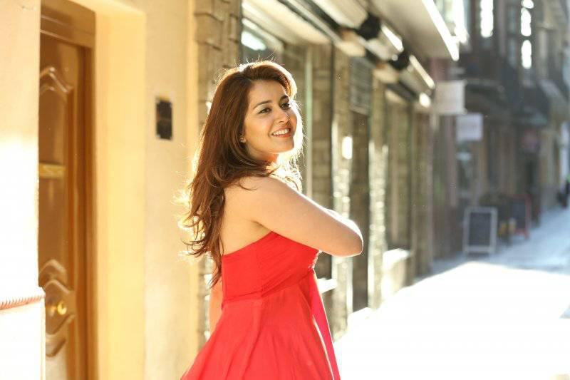 Rakul Preet Hd Wallpaper 5k 2019 New March: Rashi Khanna Stills At From Jil Movie Cute Hot Photos