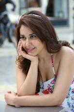 Rashi Khanna Stills At From Jil Movie Cute Hot Photos