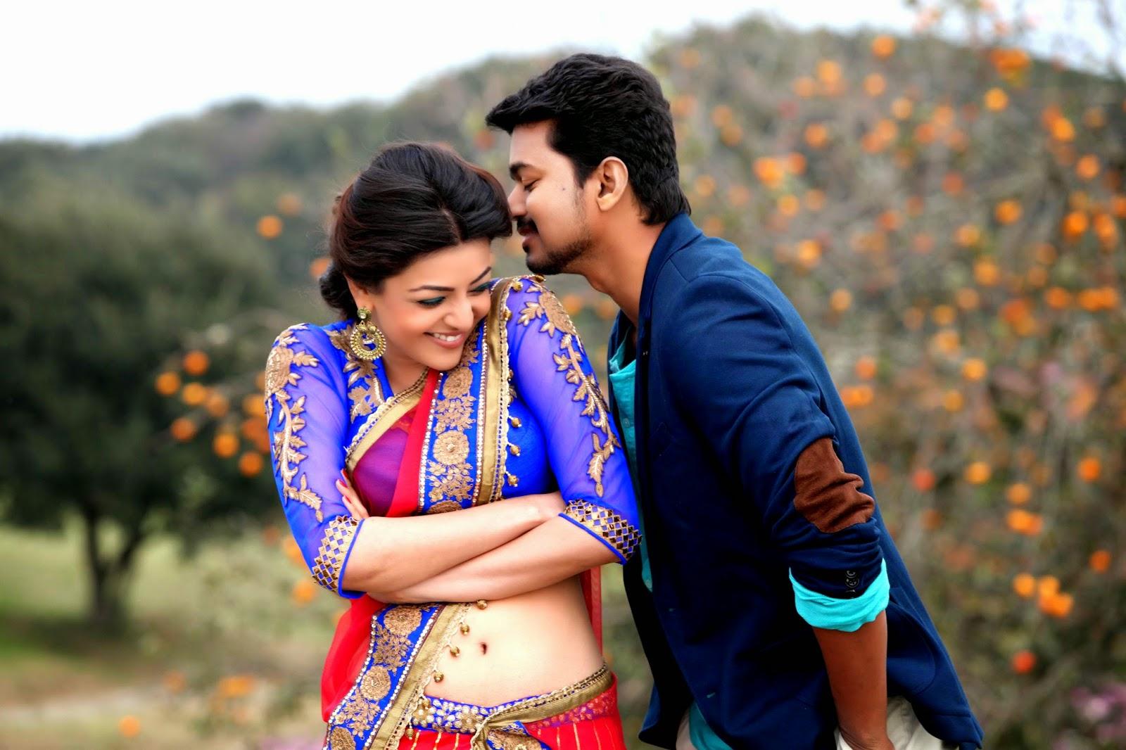 Kajal Agarwal Jilla Movie Latest Photos Stills Vijay ...