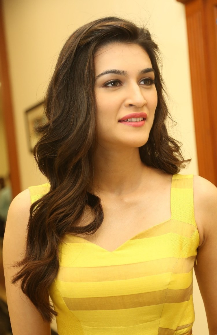 Kriti Sanon Latest Photo Shoot At Dochay Audio Launch