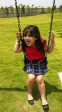 Son of Satyamurthy Little Cute Girl Baby Vernika unseen Photos Images Collection