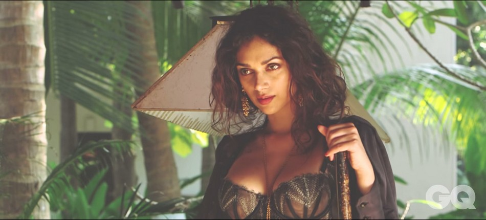 Aditi Rao Hydari Hot Bikini Photo Shoot Bikini Poses For