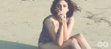 Aditi Rao Hydari Hot Bikini Photo Shoot Bikini poses for GQ Magazine