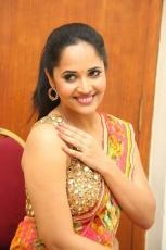 Anchor Anasuya At Vinavayya Ramayya Audio Launch Photos