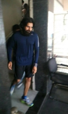 Power Star Pawan Kalyan Latest GYM Photos