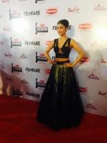 Shruti Haasan at 62nd South Filmfare Awards 2015 HD Photos Gallery