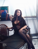 Actress Lisa Ray Hot Photo Shoot for GQ Magazine HD Photos Gallery Stills
