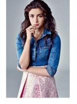 Alia Bhatt Hot Photo Shoot Poses for Harper's Bazaar Magazine HD Photos Stills Images Gallery Pics