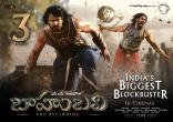 Baahubali 3RD Week Ultra HD Posters, Wallpapers | Prabhas, Rana Daggubati, Anushka Shetty, Tamanna Bhatia