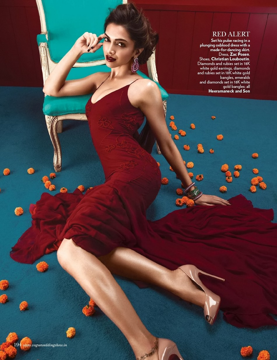 Deepika Padukone Maxim and Vogue Hot Photoshoot HD Stills ...