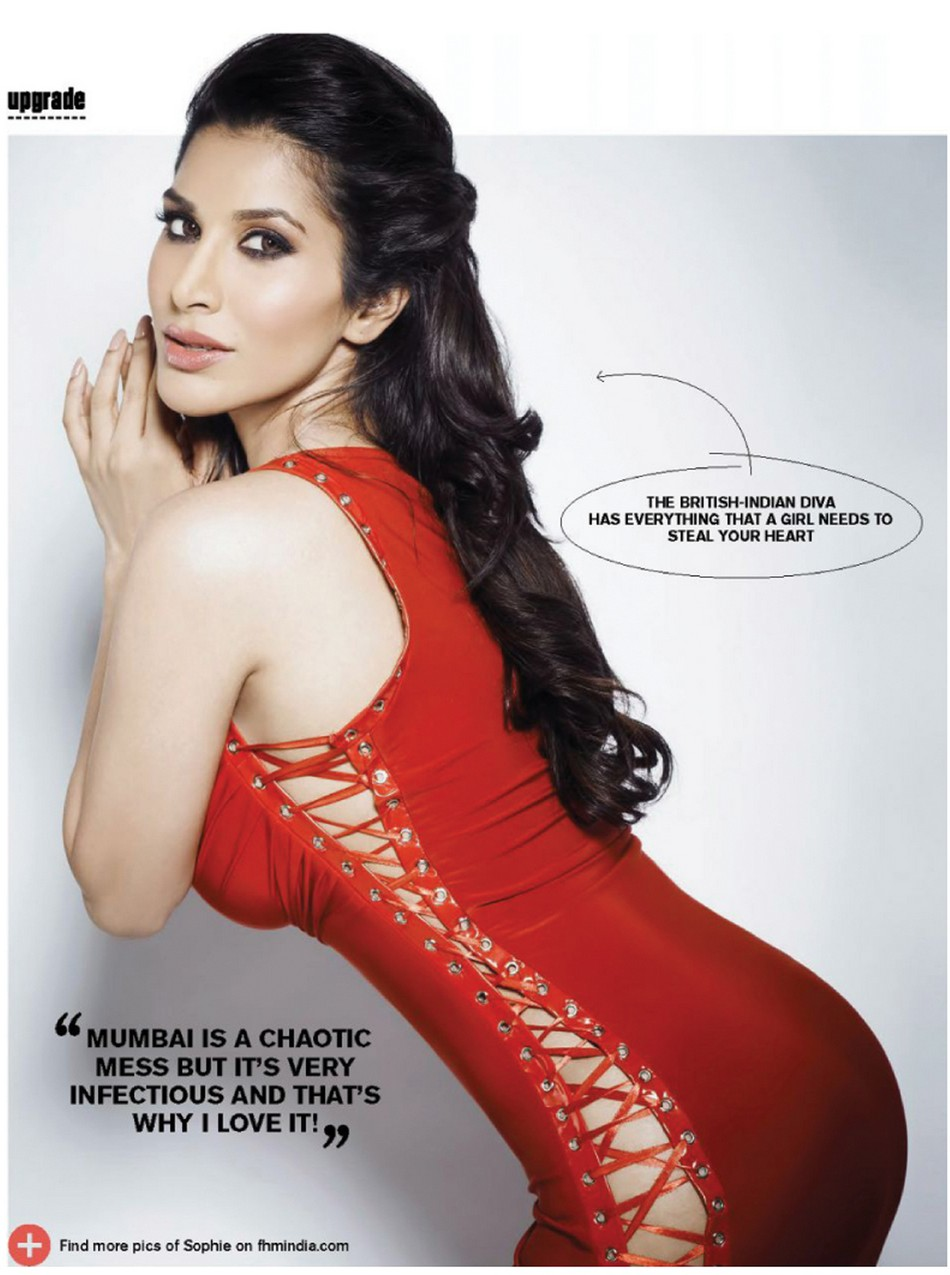 Sophie Choudry Hot poses for FHM magazine Photo Shoot HD Photos ...