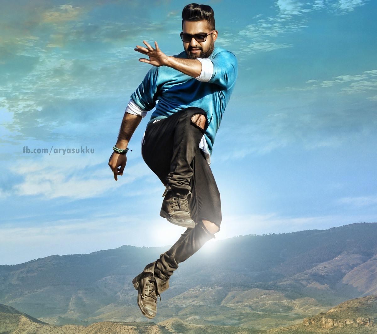 Jr NTR Nannaku Prematho Movie First Look ULTRA HD Posters