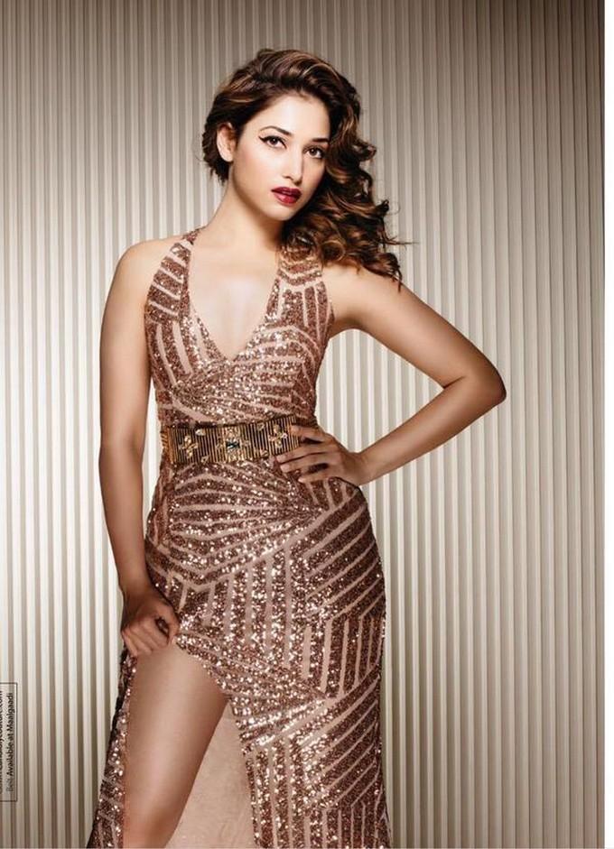 Tamanna Bhatia Hot Photo Shoot For Jfw Magazine September 2015 Hd