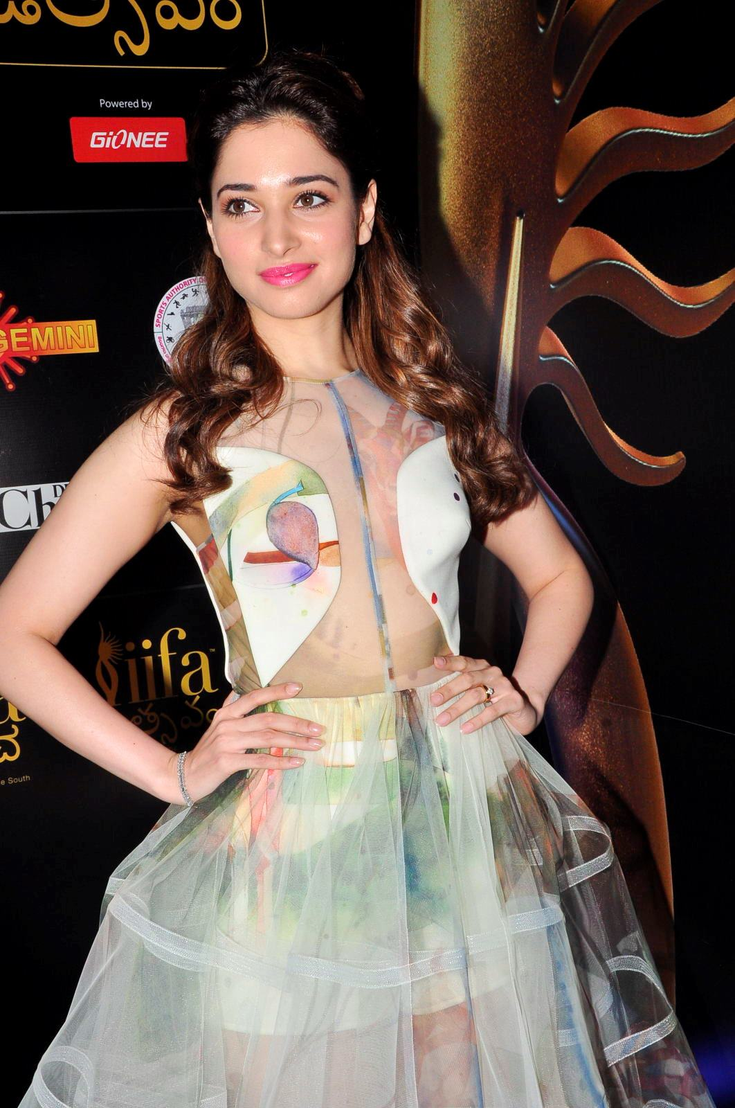 actress tamanna bhatia hot hd photos at south iifa utsav function