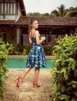 Amy Jackson Photo Shoot poses Stills for Filmfare Magazine HD Photos