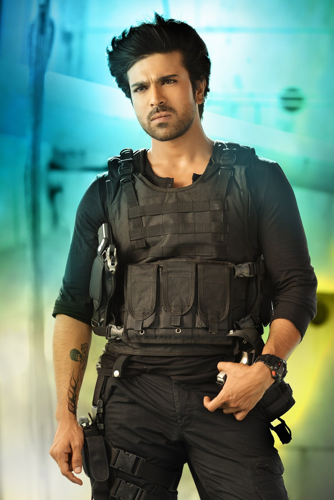 Ram Charan HD Photos Stills From Bruce Lee Movie Gallery Images Pics ...
