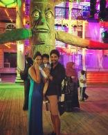 Allu Arjun and Sneha Reddy Family Latest New Photos