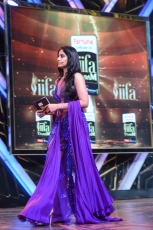 Actress Regina Cassandra Violet Transparent Dress HOT Ultra HD Photos at IIFA Utsavam Awards 2016