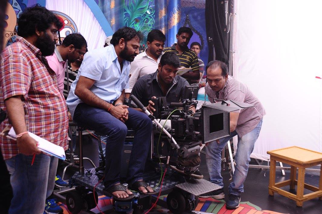 Image result for mahesh babu cinema shooting images