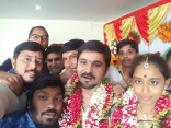 Actor Comedian Jabardasth Chalaki Chanti Engagement HD Photos