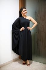 Actress Rasi Khanna Hot in Black Dress ULTRA HD Photos, Stills   Raashi Khanna Latest Images