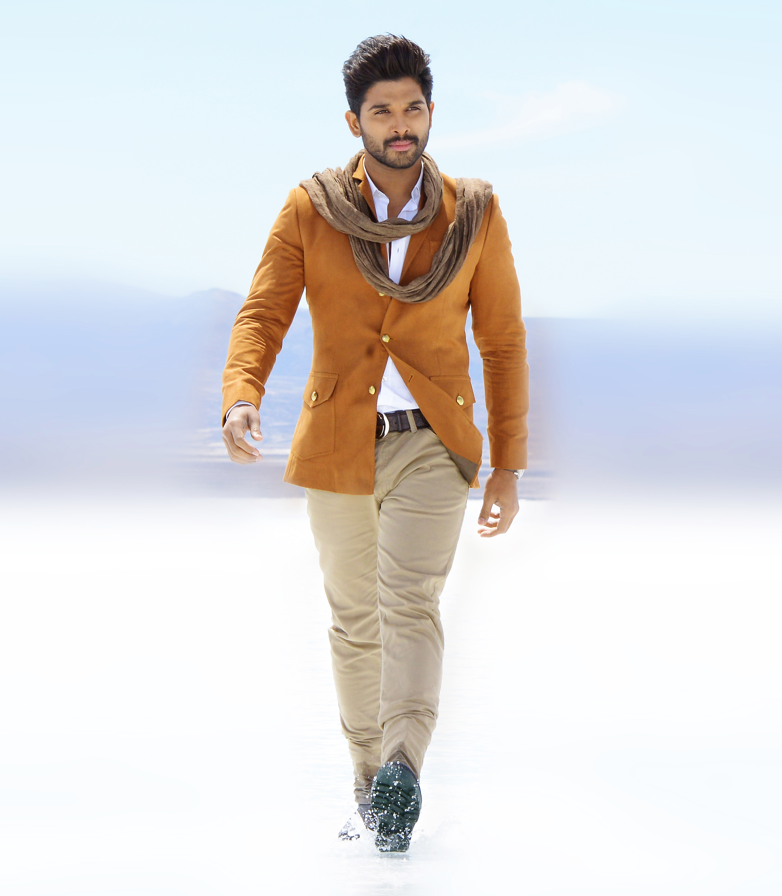 Allu Arjun Latest Photo Shoot New HD Photos