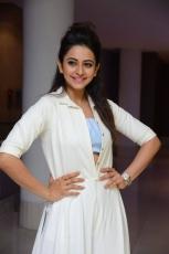 Actress Rakul Preet Singh Latest White Jumpsuit Dress ULTRA HD Photos