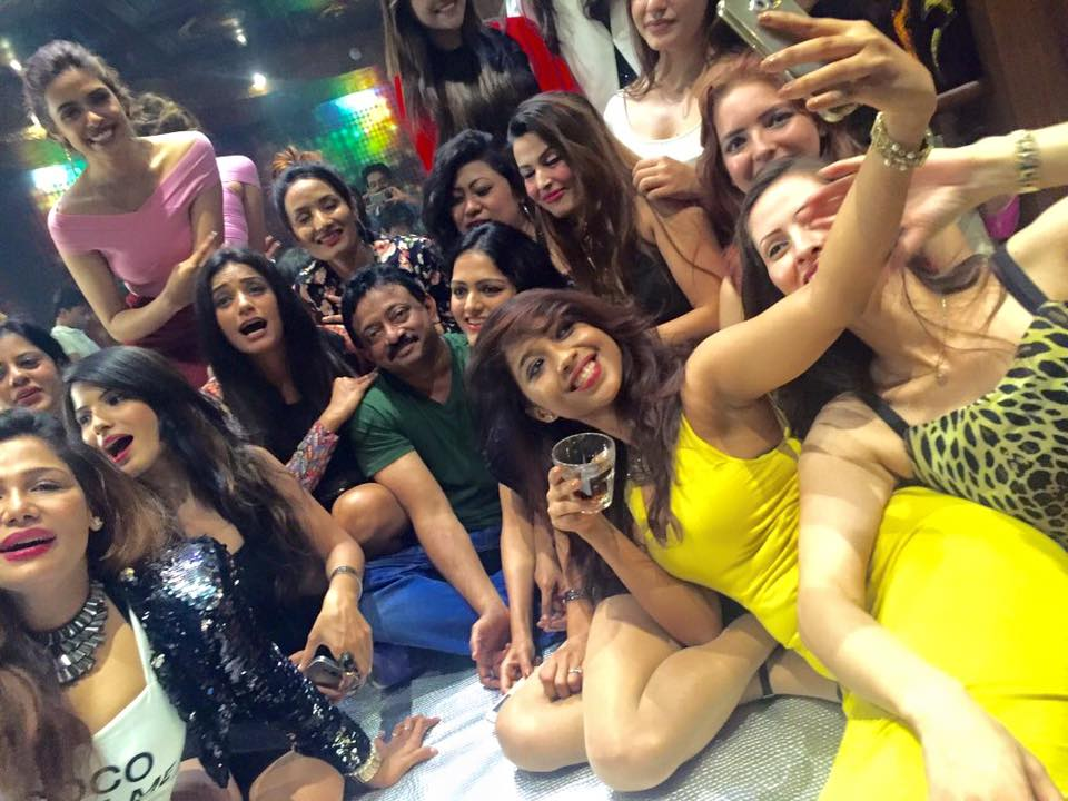 Ram Gopal Varma Birthday Party Celebrations HD Photos | RGV Birthday ...