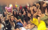 Ram Gopal Varma Birthday Party Celebrations HD Photos  RGV Birthday Party Pics, Images, Gallery
