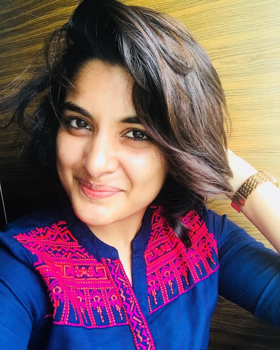 Nivetha Thomas New Latest Hd Photos  Jr Ntr Jai Lava Kusa Movie Heroine Nivetha -6019
