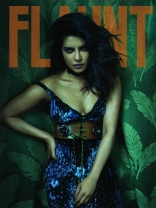Priyanka Chopra Hot PhotoShoot poses for Flaunt Magazine HD Photos