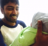 Allari Naresh's Daughter New Latest Photos