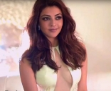 Kajal Agarwal ULTRA HD Photos for South Scope Magazine 2016 | Kajal Aggarwal Yellow Gown dress Images, Stills, Pics, Gallery