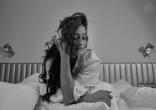 Regina Cassandra ULTRA HD Photo Shoot Photos 2016 Regina Cassandra White Shirt Black and White Images Pics Stills Gallery