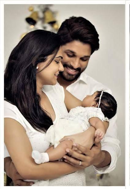 allu arjun family photos allu arjun latest photos allu ayaan latest ...