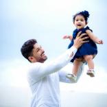 Allu Arjun Sneha Reddy Daughter Allu Arha Latest New HD Photos