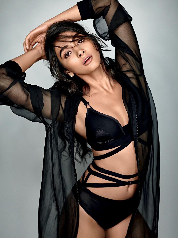 Pooja Hedge in Bikini hot