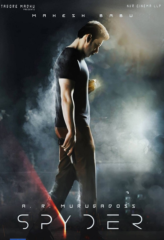 Mahesh Babu Spyder Movie First Look Ultra Hd Posters Wallpapers