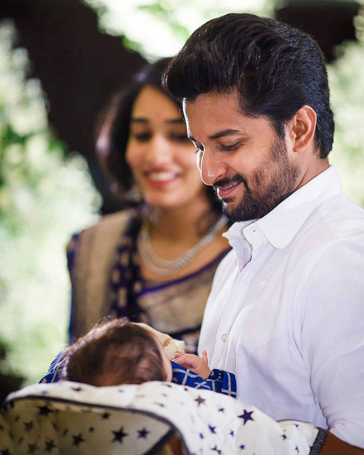 Actor Nani Anjana Yelavarthy Son Arjun Ganta Latest New Hd Photos
