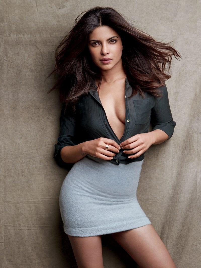 Priyanka Chopra Hot Photo Shoot Poses For Gq Magazine Hd -4472