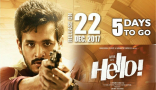 Akhil Akkineni Hello! Movie First Look ULTRA HD Posters WallPapers