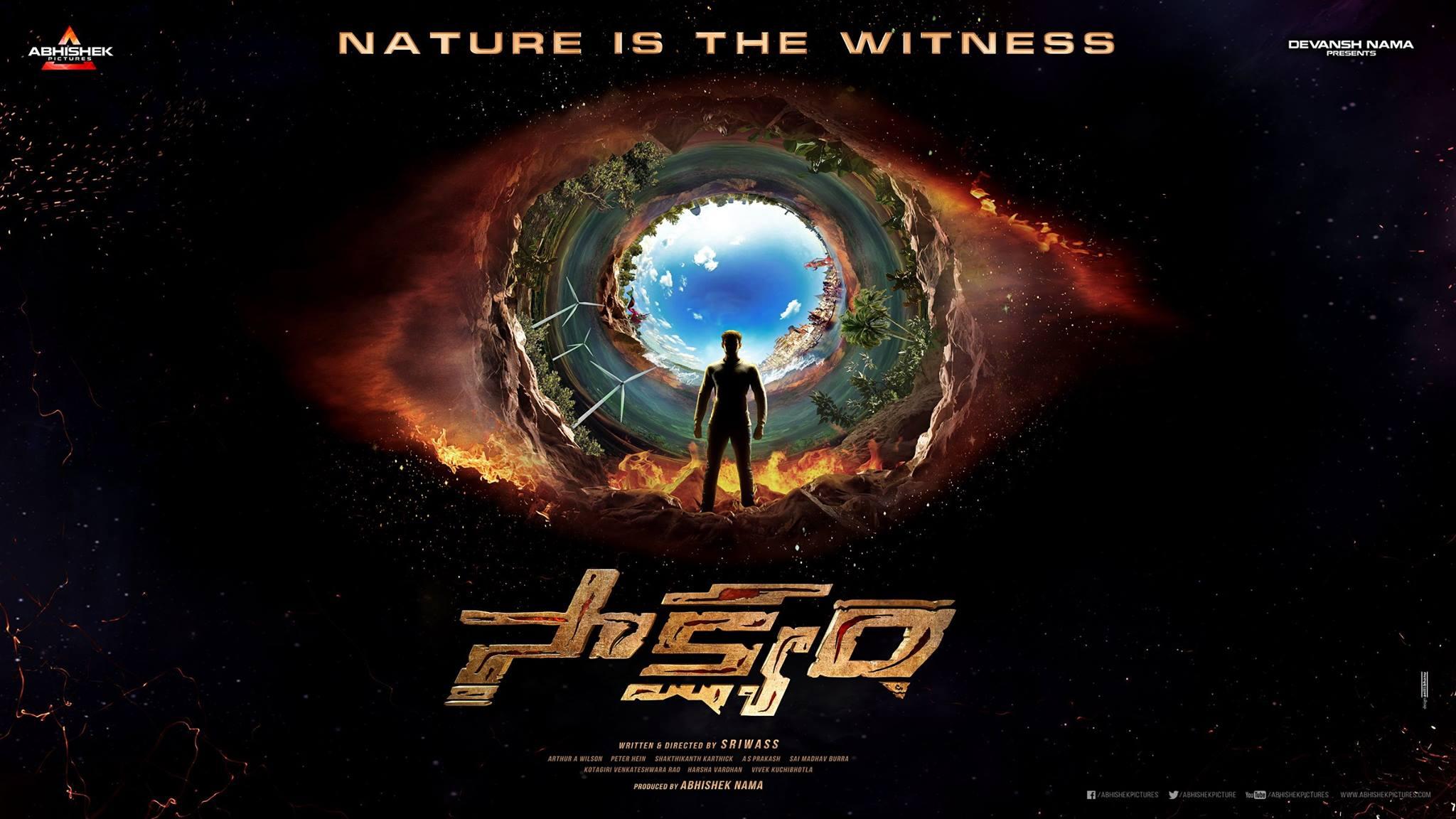 Srimanthudu Ultra Hd All Posters Wallpapers: Bellamkonda Srinivas Sakshyam Movie First Look ULTRA HD