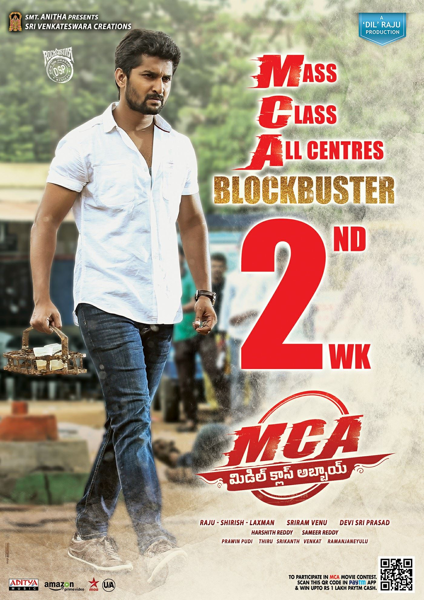 MCA: Middle Class Abbayi 10th Day Box Office Collection