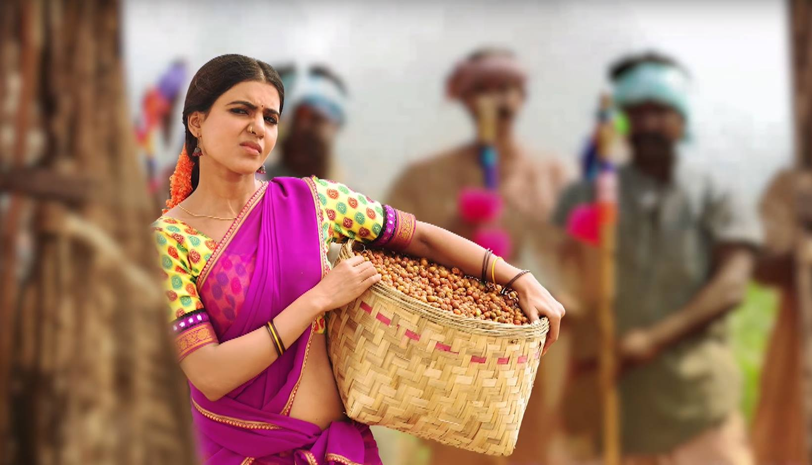 Actress Samantha Ruth Prabhu New Latest Hd Photos  Raju Gari Gadhi 2, Rangasthalam -1323